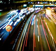 Crosstown Traffic by samuelcain