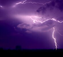 Large Bolt by Don Cox