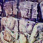 Angkor Warriors.. by liqwidrok