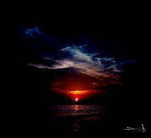 sunset 1 by dominiquelandau
