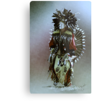 They Come Dancing Metal Print