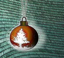 christmas ball by arteology