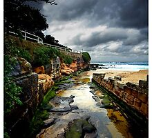 Coogee Outlet by David Amos