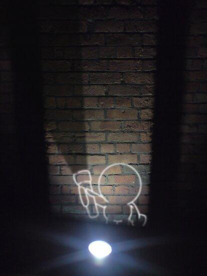 Pinhead in the Dark by Pinhead Industries