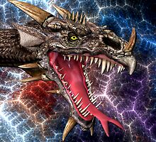 Dragons and Fantasy by Walter Colvin