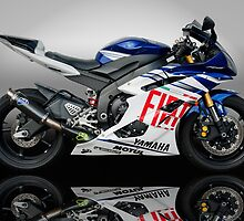 Yamaha R6 by cjsphoto