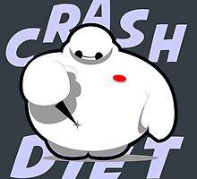 Crash Diet by spikeani