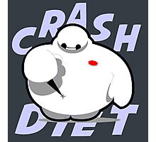 Crash Diet Photographic Print