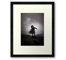 Wraithling Framed Print
