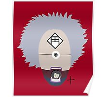 Chikamatsu's Collection of Ten Puppets - Naruto (Puppet 10) Poster