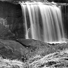 Malone Waterfall by darthdrew