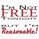 I'm not free... by dontshowgrandma