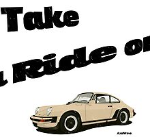 take a ride on my own 911 by AxelWave