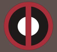 Classic Deadpool Icon  T-Shirt