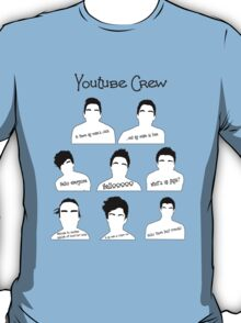 Youtube Crew T-Shirt