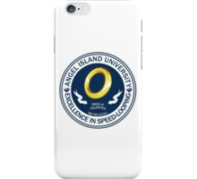 Angel Island U. - SuperSonic Degrees! iPhone Case/Skin