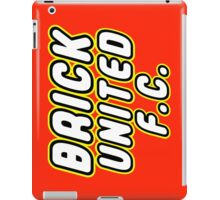 BRICK UNITED FC iPad Case/Skin