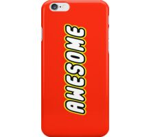 AWESOME iPhone Case/Skin