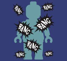 Minifig BANG BANG BANG  by Customize My Minifig