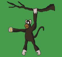 beer monkey T-Shirt