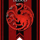 House Targaryen: Fire and Blood by accioloki