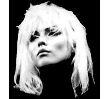 Blondie. Superb transparent design! Photographic Print