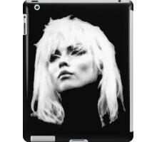 Blondie. Superb transparent design! iPad Case/Skin