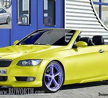 BMW 3 Series by Waine Lasikiewicz