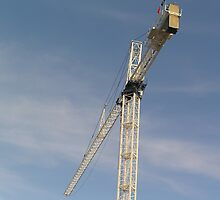 Sky Crane by Chuck Cannova