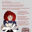 Dear Raggedy Ann: by Darlene Ruhs