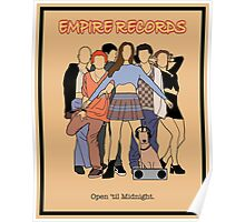 Empire Records - Movie Poster Poster