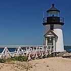 Brant Point Lighthouse by Alyeska