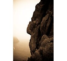 Rock of the Rock... Photographic Print