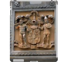 Coat of Arms & Family Crest , Ballindalloch Castle iPad Case/Skin