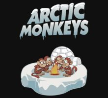 Arctic Monkeys Kids Clothes
