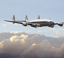 Super Constellation - End of an Era by Pat Speirs