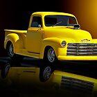 1953 Chevrolet Pickup 'Reflections of Yesterday' by DaveKoontz