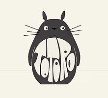 My Neighbour Totoro by toogoodforyou