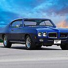 1970 Pontiac GTO by DaveKoontz