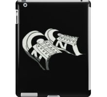 Initial D trainers. Transparency design!! iPad Case/Skin