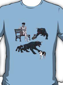 Gozer at the Dog Park T-Shirt