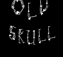 Old Skull  Smiley!!! by dirttrackvibes