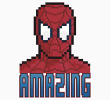 "8 Bit Headshots ""Amazing"" by Victor  Dandridge"