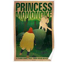 Princess Mononoke - Day Poster