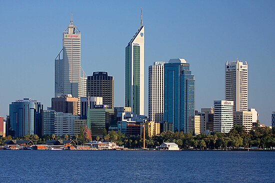 Perth - Western Australia  by EOS20