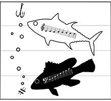 """""""Fish Scales"""" -- A Duet (Musical Fish) by Muninn"""