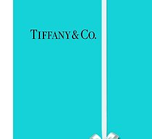 Tiffany & Co. Classic Blue Box & Ribbon by Everett Day