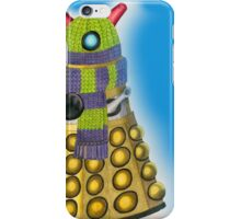 Cuddly Dalek iPhone Case/Skin