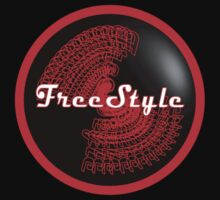 Free Style T-Shirt by Tracy Bollinger