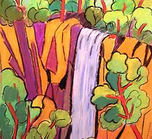 Purlingbrook Falls #2 by Virginia McGowan